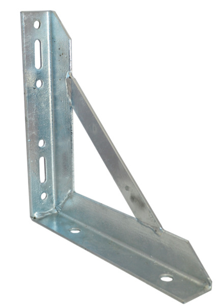 Carinya STAYED FLAT BRACKET Heavy Duty GALVANISED*AUS Brand-250x250 Or 350x350mm