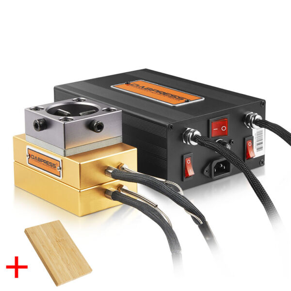 Used 3x5quot; Heat Press Plate Kit with PID Temp Controler $159.00