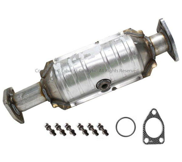 1999-2004 HONDA ODYSSEY 3.5L Rear Direct Fit Catalytic Converter with Gaskets
