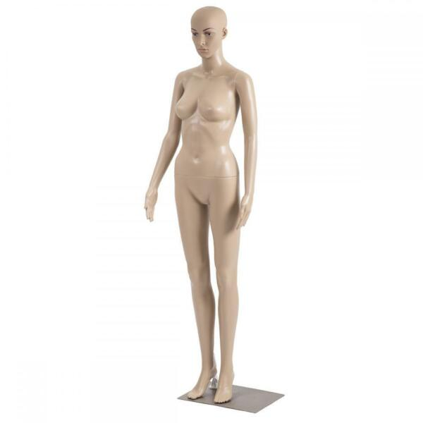 Female Full Body Realistic Mannequin with Base STARTING AT $1.00 NR!!!