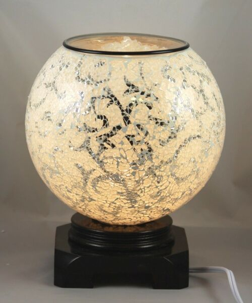 Marbled Electric OilTart Warmer  Fragrance Night Light