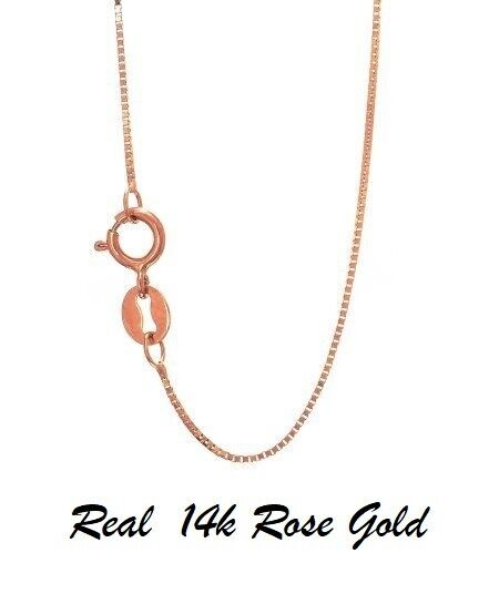 Solid 14K Gold 2.65MM Herringbone MAGIC Necklace real gold *Wholesale Prices*