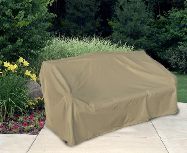 Sofa Patio Furniture Cover Waterproof Outdoor Protection Three Seat $31.99