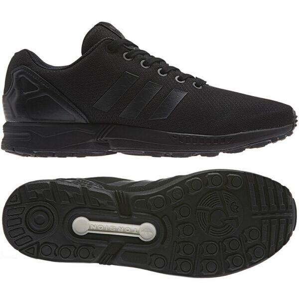 Adidas Originals ZX 8000 Flux Yeezy M22507 Blackout Elements Men's Shoes Sz 4.5