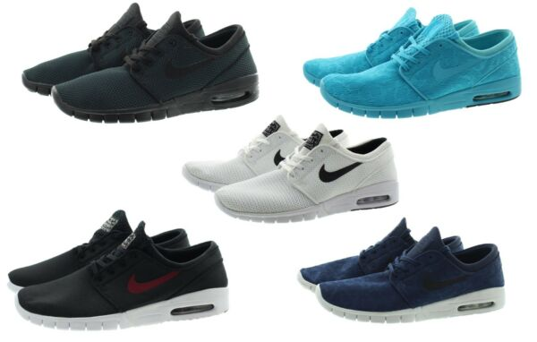Nike 631303 Mens Stefan Janoski SB Max Skateboarding Low Top Shoes Sneakers