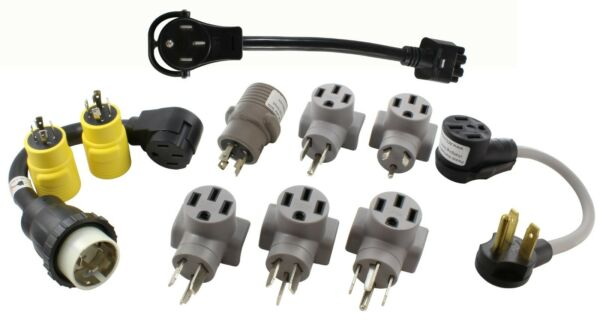 EV Complete Charging Adapter Kit for Tesla use by AC WORKS™