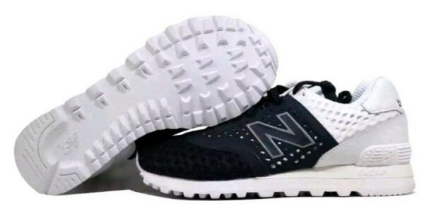New Balance 574 Re Engineered Navy/White MTL574MN Men's Size 7