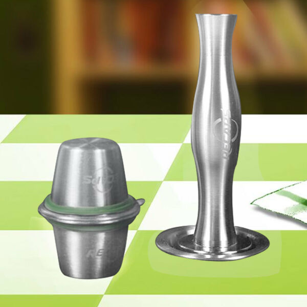 1PC Stainless Steel Refillable Reusable Coffee Pods for Nespresso Machine
