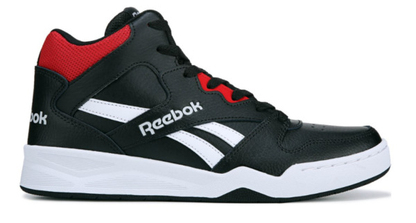 New REEBOK Men's BB4500 HIGH TOP Classic Style Leather Comfy Basketball Sneakers