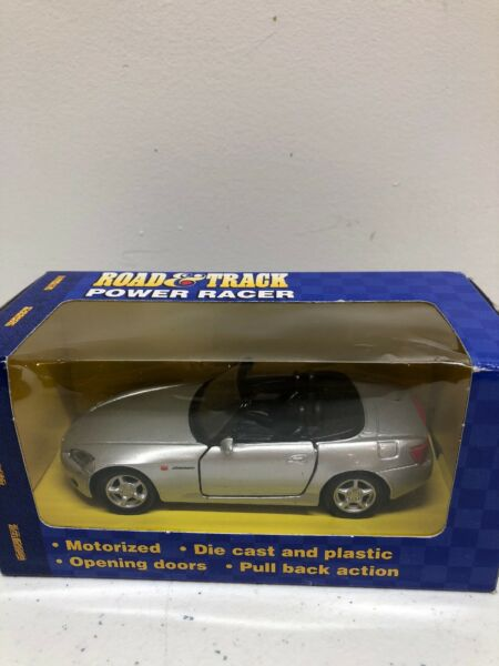 Maisto Road And Track 1:43 Honda Convertible