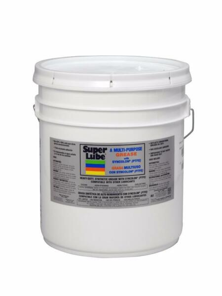 Super Lube® Silicone High-Dielectric & Vacuum Grease 30 lb. Pail 91030