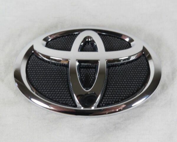 TOYOTA CAMRY FRONT EMBLEM 07-09 GRILLE/GRILL CHROME BADGE bumper sign logo
