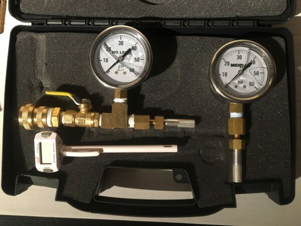 Geothermal Products Professional Geothermal advanced technicians testing kit $239.95