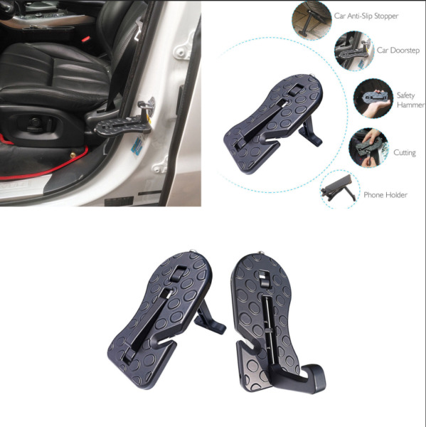 Vehicle Accessories Roof Of Car Gives You a Step To Easily Rooftop Doorstep Part