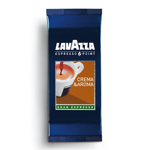 LAVAZZA POINT - CREMA and AROMA GRAND ESPRESSO 600 CARTRIDGES - box is damaged