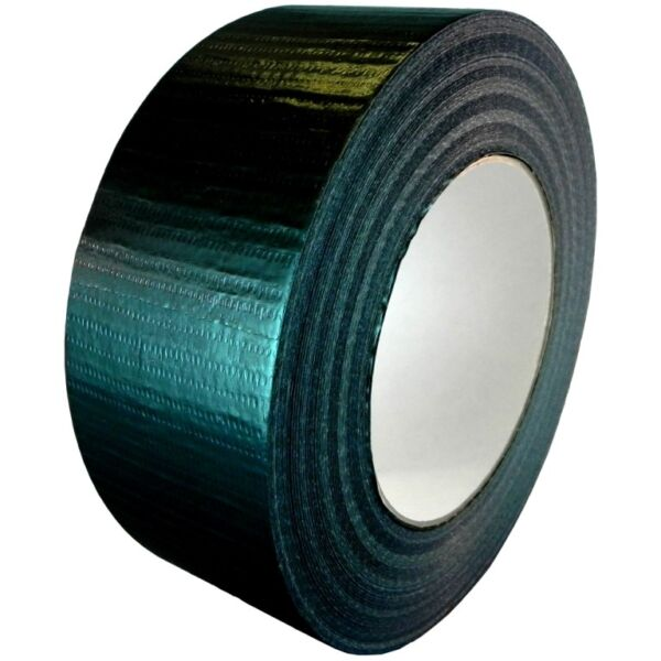 T.R.U. Utility Grade Cloth Duct Tape. 2quot; Wide X 60 Yd. Lenght. Black