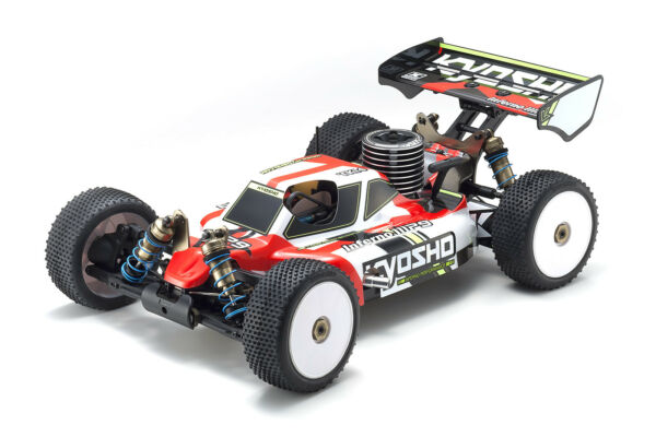 Kyosho Inferno MP9 TKI4 ReadtSet RTR 1:8 RC Nitro Racing Buggy - 33014T1B