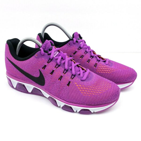 Nike Air Max Tailwind 8 Vivid Purple Running Shoes 805942-500 Womens Size 11.5