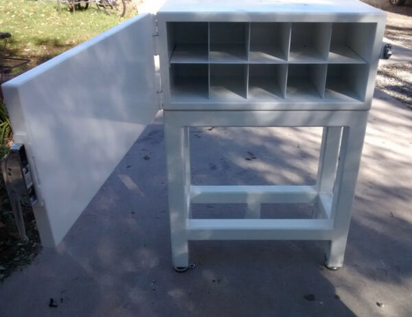 Lead Lined Storage  Sample Cabinet 32-12