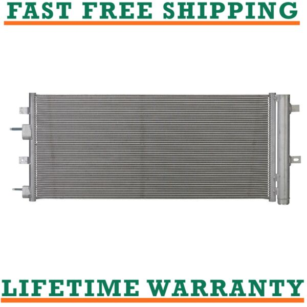 AC AC Condenser For Ford Lincoln Fits Fusion MKZ 4211
