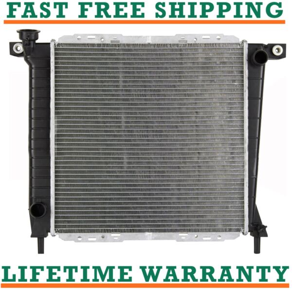 Radiator For 85-94 Ford Ranger Bronco ll Mazda Manual Transmission Direct Fit