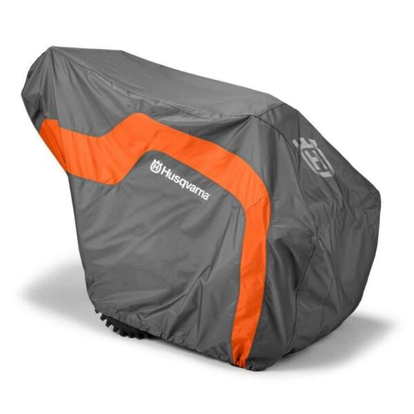 Husqvarna Snow Thrower Blower Protective Heavy Duty Tarp Cover Gray #582846301