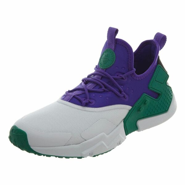 Nike Air Huarache Drift Men's Shoes Fierce Purple/White-Black AH7334 500