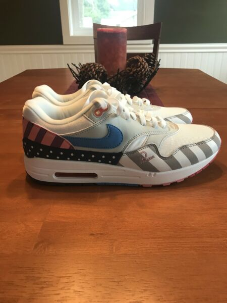 New Nike Air Max 1 Parra - Size 11