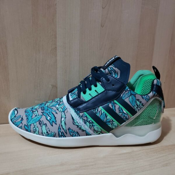 Men's ADIDAS ORIGINALS ZX 8000 Boost Floral size 11.5 Athletic Shoes B26364