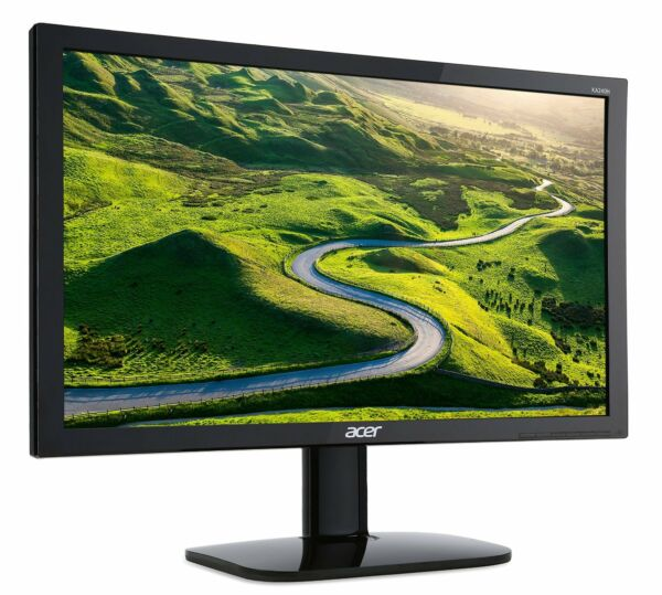 Acer KA240Hbid 61cm (24 Zoll) LED-Monitor PC Bildschirm TFT LED Backlight NEU; EEK A