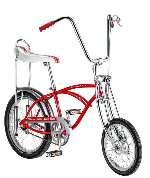 Schwinn Apple Crate 50 year anniversary stingray 1968 2018 new # 123 of 500 bike