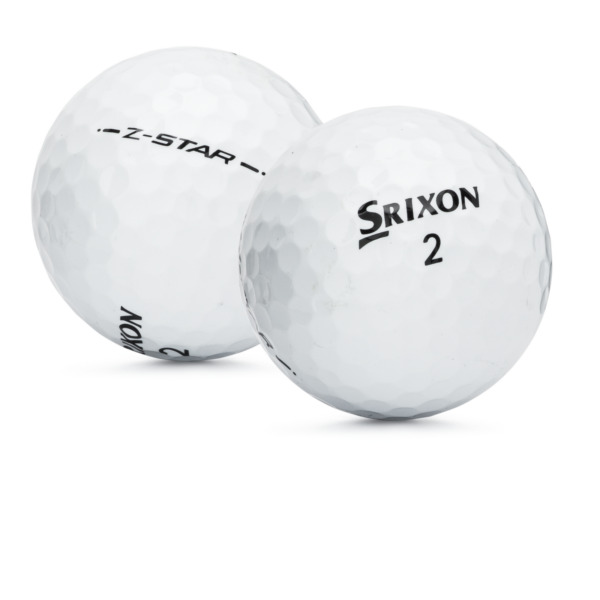 48 Srixon Z-Star Used Golf Balls / Perfect Mint AAAAA / Free Shipping
