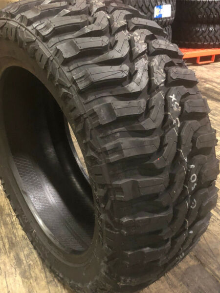4 NEW 295 55R20 Federal Xplora MT Mud Tires M T 295 55 20 E R20 2955520 20 LRE