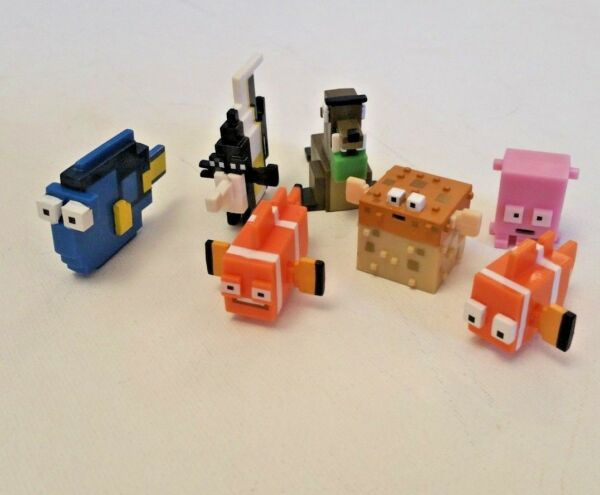 Disney Crossy Road Figures - Finding Dory - Your Choice