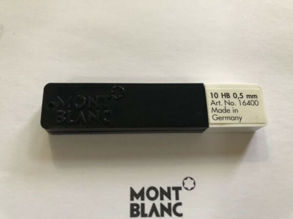 MONTBLANC REFILL LEAD 0.5 mm FOR 1655 MECHANICAL PENCIL WRITING INSTRUMENT PEN