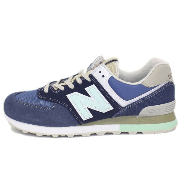 {ML574BSL} New Balance 574 Classics Men's Vintage Navy *NEW*