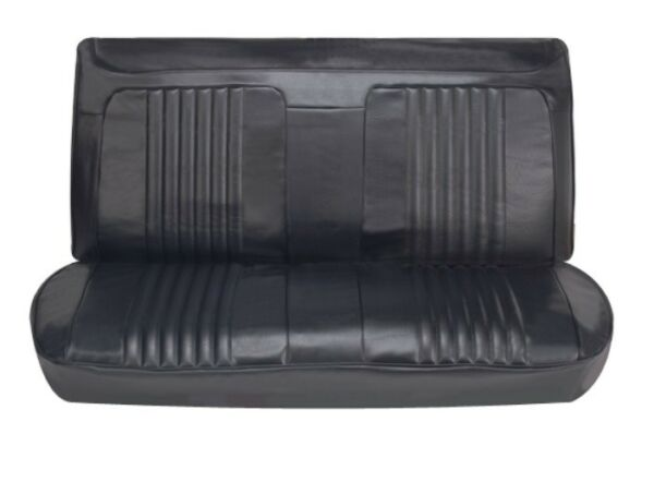 1971-1972 Chevy Chevelle Coupe Rear Seat Cover