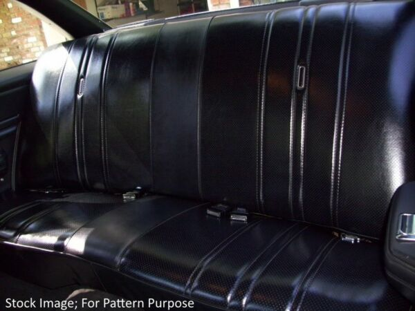 1976 Chevrolet Nova Custom 2dr Sedan Rear Seat Cover