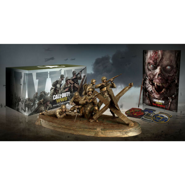 Call of Duty: WWII Valor Collection with Game PS4 [Brand New]