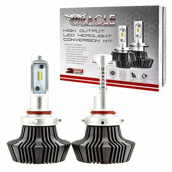 Oracle Lighting High Output LED Conversion Kit For 9006 Bulb 5240-001