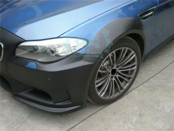 Update Exterior Parts WIDE Trim Car BODYKIT For BMW F10 M5 5 -Series