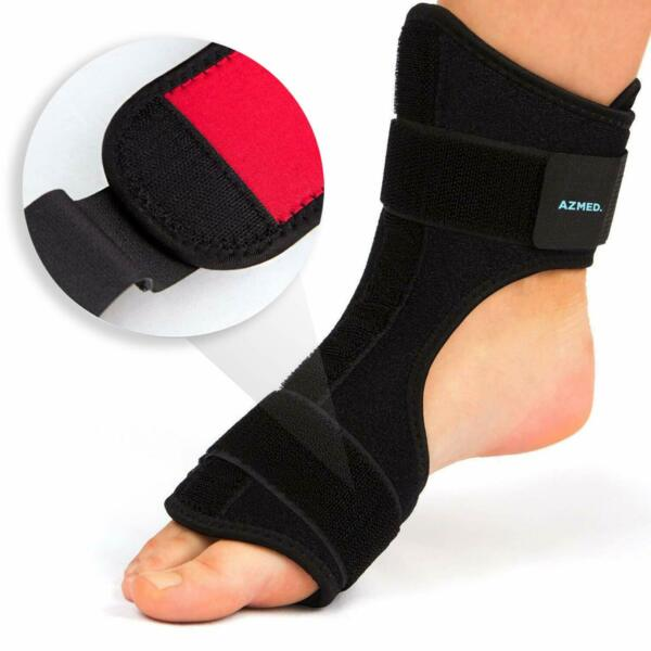 Night Splints for Plantar Fasciitis Support Adjustable Foot Brace for Achilles