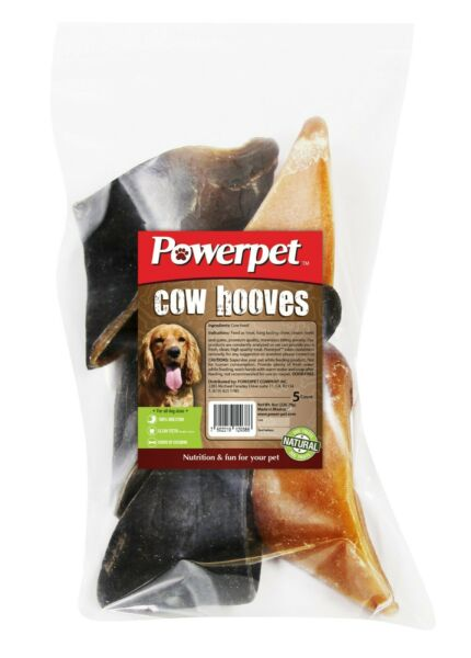 Cow Hooves Natural Dog Chew 100% Natural amp; Highly Digestible BRC CERTIFIED $9.99
