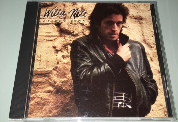 Golden Down by Willie Nile (CD 1992 Razor & Tie Music) RE 1998