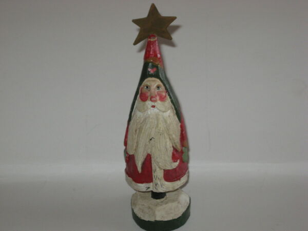 Vintage House Of Hatten Christmas Santa
