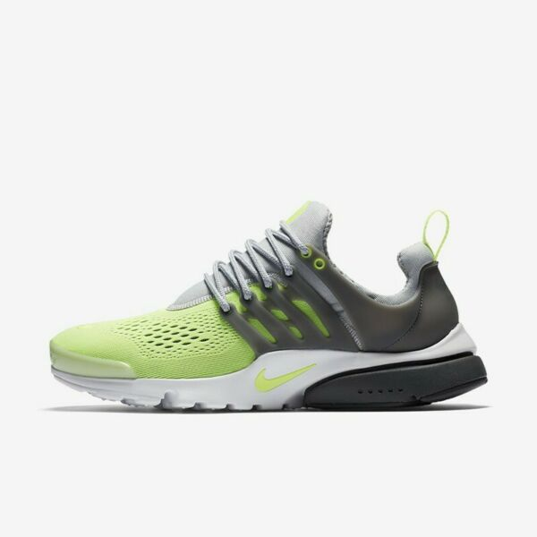 Nike Men's Air Presto Ultra Shoes NEW AUTHENTIC Green/Grey/White 898020-004