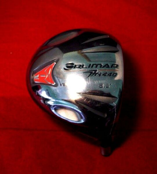 ORLIMAR  TI 440 8.5* RIGHT HANDED DRIVER HEAD