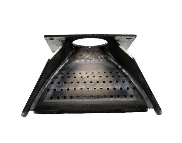 HARMAN P35I FIREPLACE BURNPOT FIREPOT GRATE WELDMENT - OEM ~ 1-10-774286