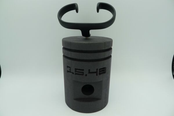 15.48 CARBON WATCH STAND DISPLAY RARE COLLECTABLE $75.00