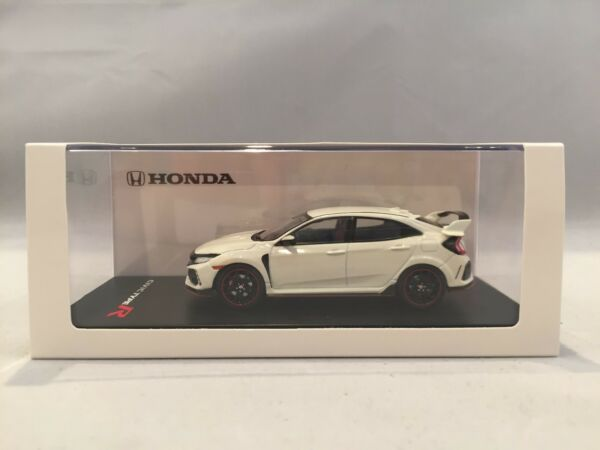 Official Honda Civic Type R OEM Collectors Edition Die Cast 1:43 Scale Model FK8